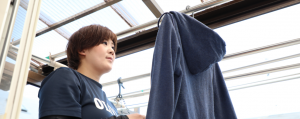 オリビアヘルパーステーション洗濯